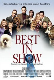 Dog gift Best in Show DVD