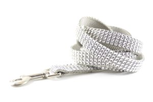 rhinestone dog leash