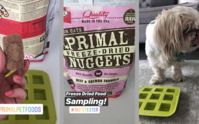Primal Freeze Dried Nuggets Dog & Cat Food Product Review